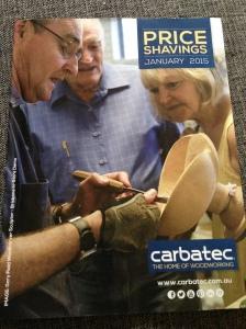 Price shavings jan cover