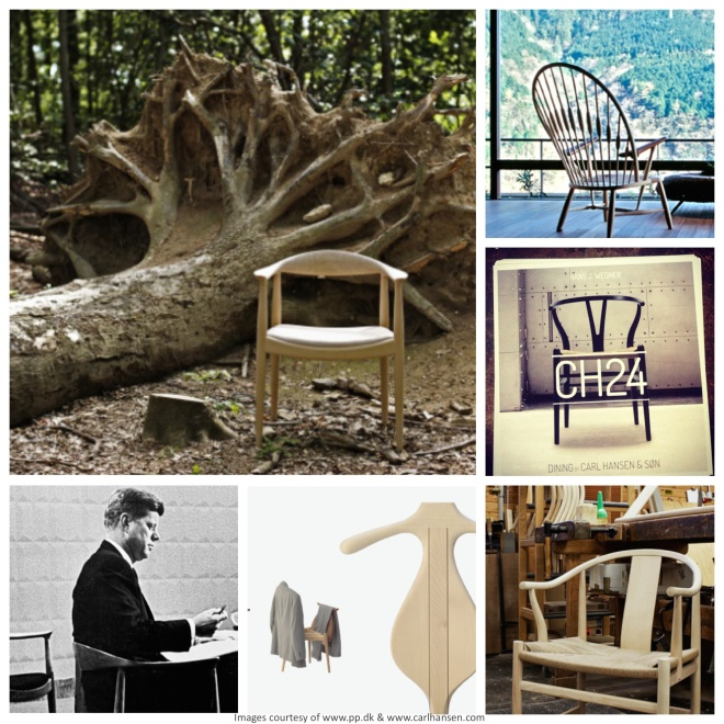 Wegner Chairs